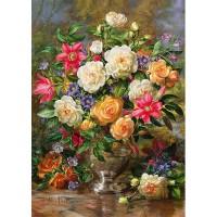 Пазл «Цветы для Королевы Елизаветы» (45003)